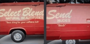 """Bitch, Dank, and Memes: Select  Ble  NATURAL BEAUTITUDES  """"Best thing for your caffeine itch""""  NUDES  Bitch  (e me irl by PM-ANYTHING-YOU-WANT MORE MEMES"""