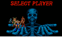"""One of my all time favorite """"Player Select"""" screens: SELEOT PLAYER One of my all time favorite """"Player Select"""" screens"""