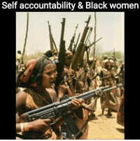 Self accountability & Black women Women at the forefront. Behind every great culture, event, revolution, lineage, etc; The Black woman was initiating the drive. They give us Black men many chances, but majority just keep screwing not only us over but everyone. Yet man is the head? So if man doesn't understand simple life & is indecisive that's not a good head. _____ When things don't get done & everyday life is in jeopardy the Black woman is first to hold herself accountable and move with progression. Even if there's a slight sass or attitude things still GET DONE. Yet these misogynistic and arrogant alpha male ideologies are most prevalent. _____ Personally from observation women are with the shit more than men. More women are interested in overall survival while these guys parading their ass around here like newfound freedom. Boi boi boi the youth & Black woman are our last hopes. Painful truth. _____ When you average out the data of Black men who are down for the Black woman & understand the crap our people is in the numbers dwindle. Think of prison, mortality rate, planned parenthood, missing, etc. That's 4 males to every 10 females already.Take out the bourgeoisie class & dudes that just don't care, homosexuality, & those not present in the home in general. Thats genocide & suicide, so yeah.......