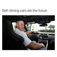Technology never ceases to amaze me: Self-driving cars are the future Technology never ceases to amaze me