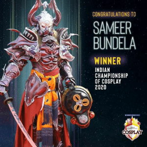 [Self] Won the Indian Championship of Cosplay with my Zenos Yae Galvus from Final Fantasy XIV. :D Will represent India in the Crown Championship of cosplay in Chicago, C2E2. Hope you like it! <3: [Self] Won the Indian Championship of Cosplay with my Zenos Yae Galvus from Final Fantasy XIV. :D Will represent India in the Crown Championship of cosplay in Chicago, C2E2. Hope you like it! <3