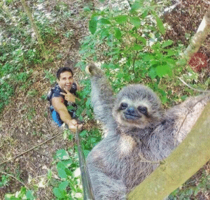 Selfie,  Year, and The: Selfie of the year.
