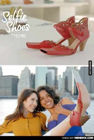 Who needs a selfie stick when you have…omg-humor.tumblr.com: Selfie  Shoes  MIZ MOOZ  00  CHECK OUT MEMEPIX.COM  MEMEPIX.COM Who needs a selfie stick when you have…omg-humor.tumblr.com