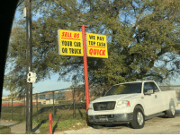 truck: SELL US  WE PAY  YOUR CAR TOP CASH  OR TRUCK QUICK