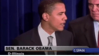 Memes, Obama, and Barack Obama: SEN. BARACK OBAMA  GSPAN  D-Illinois