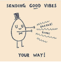 Good vibes for all😄❤: SENDING GOOD VIBES  ZAzZLE!  ZING!  US  YOUR WAY Good vibes for all😄❤
