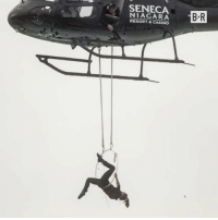"Repost: @BleacherReport-""Erendira Wallenda dangled 300 feet over the Niagara Falls using only her teeth!"" 😳 WSHH: SENECA  RESORT & CASINO  BR Repost: @BleacherReport-""Erendira Wallenda dangled 300 feet over the Niagara Falls using only her teeth!"" 😳 WSHH"