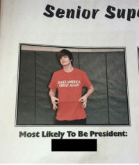 Most Likely To Be