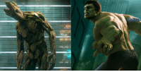 Memes, Vin Diesel, and Hulk: SEQ Vin Diesel continues to share his excitement for Groot vs. Hulk in AVENGERS: INFINITY WAR; wants a GROOT movie! http://bit.ly/2jrkPFr  (Andrew Gifford)
