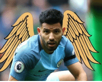 """Memes, Happy, and Manchester City: Sergio Aguero has vowed to see out the remainder of his Manchester City contract before considering his next move. - """"I still have two years on my contract with Manchester City,"""" Aguero told Xinhua. - """"I feel very happy here, so I will fulfil my contract to stay here until the end of my contract."""