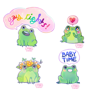 transgir: honeyaffair:  sergle: oh? time for frog?these are also stickers! (the stickers don't have my stamp)   @babyfairy   @maskedfoxy @swiftspill @black-wolf-spirit @bubbleheadpop @irishmoo @robofeather : sergle  O NOT REPOS  sergle  O NOT REPOST  BABY  TIME  sergle  DO NOT REPOs  sergle  DO NOT REPOST transgir: honeyaffair:  sergle: oh? time for frog?these are also stickers! (the stickers don't have my stamp)   @babyfairy   @maskedfoxy @swiftspill @black-wolf-spirit @bubbleheadpop @irishmoo @robofeather