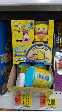Mashems Spongebob