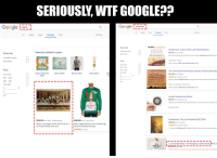"""America, Birthday, and Christmas: SERIOUSIV, WTF G00GLE??  Google  Google muhammad  esus  All Images Maps Shopping More  Settinga  All Images Maps Shopping More  Settings  Show only  DEEPA K  CHOPRA  Muhammad: A Story of the Last Prophet [Book]  $11.41 from 2 stores  Available nearby  Show only  Searches related to jesus  New items  MUHAMMAD n into the factious world of war-torn Arabia, Muhammad experienced a  Available nearby  Audiobook Fiction  Price  Up to $20  $20 $45  $45 $90  Over S90  New items  Other options: BBC Audiobooks America ($2)  Price  Up to $20  $20 $40  S40 $90  Over $90  The Truth about Muhammad: Founder of the World's Mos  S11.95 from 3 stores  The Truth about$1.95 from 3 stores  Muhammad- 1 product review  jesus storybook e poster  jesus t shirts  jesus piece  jes  bible  to  Spencer details Muhammad's development from a preacher of hellfire an  GO  ROBERT SPENCER  History Audiobook Non-fiction  Other options: Blackstone Audiobooks ($19)  to  GO  prophet muhammad Sticker  $4.95 from CafePress.com  Express yourself with the design that fits your sense of humor, political vie  BIRTHDAY  BOY  Bumper Sticker  Muhammad: The Last Prophet [DVD] [2004]  $14.99 from 10+ stores  ★★★★★ 4 product reviews  The prophet Muhammad founded a religion that swept across the globe a  MUHA  I $24.00 from Etsy - Defiantswag  $40.00 from Tipsy Elves  Mens Happy Birthday Jesus Sweater Ugly  Christmas Sweater by Tipsy  ★★★★ナ(218)  Satanic Last Supper GIANT WIDE Size 42 x  24"""" Poster Atheist Jesus 666  3リ  I Love Muhammad The Prophet of Allah Tshirts, Men's, S  If thev mock us. whv don't vou soot a Tee showina vour Your Love and lov"""