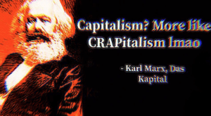 Seriously though read Capital: Seriously though read Capital