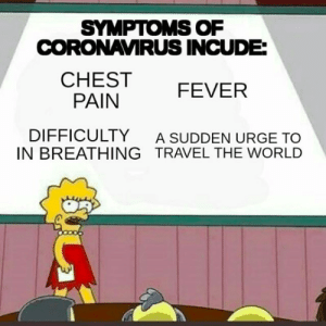 Seriously, what is with people traveling so much right now? There's a pandemic going on right now, people! #Coronavirus #Memes #Sick #Health: Seriously, what is with people traveling so much right now? There's a pandemic going on right now, people! #Coronavirus #Memes #Sick #Health