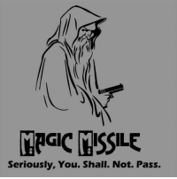 Memes, 🤖, and You Shall Not Pass: Seriously, You. Shall. Not. Pass. You walked into the wrong tavern, motherfucka.  -Norgoth Frostblood