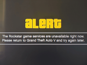 Servers are down?: Servers are down?