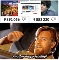 youtube.com, Another, and High: SEW  2018  9891056 9 883 220  Another happylandingl