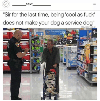 "Follow my bffl @_________sext____________ @_________sext____________ @_________sext____________ 🤡🤡🤡: sex  ""Sir for the last time, being cool as fuck'  does not make your dog a service dog""  @MasiPopal  Garden Center  34 Follow my bffl @_________sext____________ @_________sext____________ @_________sext____________ 🤡🤡🤡"