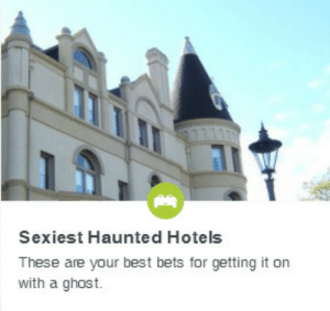Target, Tumblr, and Best: Sexiest Haunted Hotels  These are your best bets for getting it on  with a ghost. shanemagej:  i-peed-so-hard-i-laughed:  door:  um  …………continue   this week on buzzfeed unsolved we investig-