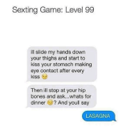 sexting games on snapchat
