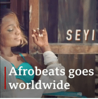 "Advice, Beyonce, and Memes: SEY  Afrobeats goes  worldwide From London to Lagos, Seyi Shay has her mum partly to thank for her success. The Afrobeats star made it big after taking her mum's advice to move from the UK to Nigeria. This singer-songwriter has previously toured with Beyoncé and says she's ""flying the flag for Afrobeats, globally."" afrobeats music nigeria @iamseyishay bbcnews"