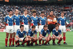 World Cup, World, and Yugoslavia: SFR Yugoslavia at the 1990 World Cup (last World Cup appearance)
