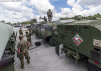 Memes, Soldiers, and Hurricane: Sgt Brad Mincey/South Carolina National Guard  LAMABLE  NO  ING  1118  0412 The South Carolina National Guard has mobilized approximately 1,600 soldiers and airmen in preparation of Hurricane Florence's anticipated landfall.