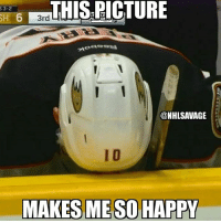 Blackhawks, Hockey, and Memes: SH 6  3rd  THIS PICTURE  @NHLSAVAGE  MAKES ME SO HAPPY Double tap if you can't stand Corey Perry and the ducks😂😂😂 . . . . . . . . . . . . nhl washingtoncapitals hockey blackhawks bostonbruins goleafsgo montrealcanadiens senators rangers newyorkrangers lakings chicagoblackhawks hockeymemes isitoctoberyet hockeylife stanleycup nfl gokingsgo gohawksgo hockeyplayer predators vancouvercanucks mlb nba pittsburghpenguins nhlhockey letsgopens hockeymeme bruins