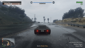 Sports, Casino, and Classics: SH96933  99  100  Vinewood Casino  1584220/1584350  Ailurophobia-9999  SPEEDUP  Ocelot Sinombeng, Sports Classics  Banham Canyon  Ineseno Road  t 3.04km  Go to Steele Way.  N n So close..