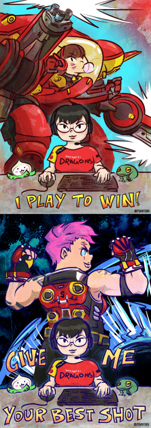 pennydox:  HERE COMES A NEW CHALLENGER!Are you excited? Because I sure as hell amGeguri gonna woop some butt: SHA NGHAL  DRAGIONS  1 PLAY TO WIN  @PENNYDOX   Si  ov  SHANGHA  DRAGIONS  YOUR BEST SHOT  @PENNYDOX pennydox:  HERE COMES A NEW CHALLENGER!Are you excited? Because I sure as hell amGeguri gonna woop some butt