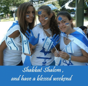 Blessed, Memes, and 🤖: Shabbat Shalom  and have a blessed weekend