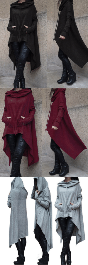Clothes, Fall, and Family: shameless-fangirls-blog: demonic-wolf-child:  astrorudeboi:  bisexual-hufflepuff16:  mishkablackpaw:   tweetthang96:  tchitchou26:  thewife101:  shadowunicornofthenight:  saltycaffeine:  Ultra Soft One of a Kind Asymmetric Hoodie Eve™made with Premium Cotton Blend. Perfect for a chilly Evening. A Great Gift for your Friends and Family ***USE COUPON CODE: HOODIE FOR A DISCOUNT*** – GET IT HERE –   I HAVE ONE OF THESE AND LEMME SAY THEY'RE SO FUCKING SOFT AND AMAZING AND PERFECT TO BUNDLE UP IN AND THE POCKET IS SO LARGE REALLY GET ONE   I seriously just bought a grey one. So bloody excited. Yay for comfy fall clothes!!!!   I have been eyeing those for SO LONG. @thewife101 you must tell me about it when you receive yours ! The grey looks great but I do love the burgundy one.   My mom has two and I am very jealous.   Want but sadly I'm a guy :/ I hate society   Who cares if you're a guy. If want it, and can afford it, get it!   My girl and I love it lmaoo   I WANT ONE!!!   I want ir un EVERY colour!