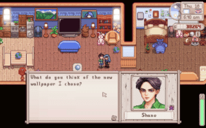 Shane... I don't know how to react to this...: Shane... I don't know how to react to this...