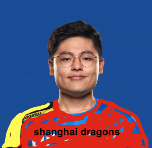 Tumblr, Blog, and Http: shanghai dragons delfyi: ANYWAY gamsu looks handsome in RED