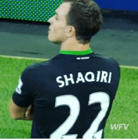Memes, Sublime, and Chip: SHAOIRI  27 Sublime chip but a better celebration from @shaqirixherdan 👏 - Follow us for more vids ✅