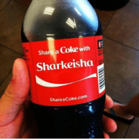 but they don't have my name.. https://t.co/98JaVqafXT: Share a Coke with  Sharkeisha  Share acoke.com but they don't have my name.. https://t.co/98JaVqafXT