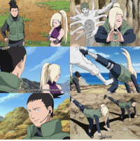 "Memes, Watch, and Evil: She also knew what to do before said anything  Watch ""What a drag... I say a single thing against Sasuke, and I have to get that evil look from her eyes."" - Shikamaru Nara"