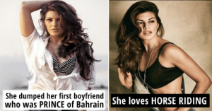 Facts, Prince, and Horse: She dumped her first boyfriend  who was PRINCE of Bahrain  she loves HORSE RIDING 15 Interesting And Unknown Facts About Jacqueline Fernandez - Make ...