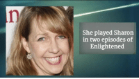 Memes, Everybody Loves Raymond, and 🤖: She played Sharon  in two episodes of  Enlightened Happy 54th Birthday to Everybody Loves Raymond actress Monica Horan!