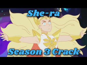 Tumblr, Appreciate, and Blog: She-ra  Season 3 Crack myheromax:  hi this is my video id appreciate if anyone watches itthank u ily  Adora got dunked on by Huntara