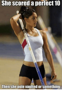 Anyone else prefer the Summer Olympics over the Winter Olympics?  Like Us Best Sports Vines: She scored a perfect 10  Then she pole vaulted or something Anyone else prefer the Summer Olympics over the Winter Olympics?  Like Us Best Sports Vines