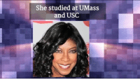 """Wishing """"This Will Be"""" singer Natalie Cole an amazing 67th Birthday!: She studied at UMass  and USC Wishing """"This Will Be"""" singer Natalie Cole an amazing 67th Birthday!"""