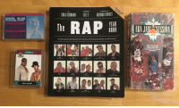 """@SheaSerrano Same here! Speaking of Rakim (who turned 51 yesterday), here are our favorite items of The God MC.   Kool Rap Cassette: 1st time hearing """"Paid in Full""""  Yo! MTV Raps trading card  The Rap Year Book: Chapter (1987) """"Paid In Full""""   Jam Session VHS: Feat Don't Sweat The Technique https://t.co/MKPdtx6Fpw: SHEA SERRANO ICET ARTURO TORRES  KOOL RAP  The  YEAR  BOOK  The Most Important Rap Song from Ecery Year Since 1979, Discussed, Debated, and Deconstructed  The Hottest  Nothin' but a G Than  Dear Mana  Ralf Ryders Aothra  ERIC B. & RAKIM  Takewer""""钰.ther"""" @SheaSerrano Same here! Speaking of Rakim (who turned 51 yesterday), here are our favorite items of The God MC.   Kool Rap Cassette: 1st time hearing """"Paid in Full""""  Yo! MTV Raps trading card  The Rap Year Book: Chapter (1987) """"Paid In Full""""   Jam Session VHS: Feat Don't Sweat The Technique https://t.co/MKPdtx6Fpw"""