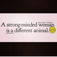 Facts, Memes, and Relationships: @sheconquers IInstagram  A strong-minded woman  is a different anial,  SHE  Meryl Streep 💯💯💯 facts woman women strongwoman strongwomen inspiration romantic relationship relationships lady ladies girlfriend realtalk realdeal reallife tagafriend strong positivevibes female couples souls soulmates soul iloveyou ilovehim female quotesdaily couple couplegoals she