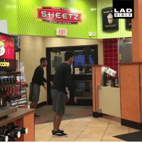 Memes, Mirror, and 🤖: SHEETZ  LAD  BIBL E  WIN  CARDS Just doing a backflip in a mirror... (@fliplikez)