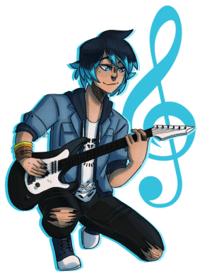shelbyecandraw:  Two things: 1) How do you draw guitars and 2) How so you draw this kids hair I'm still not sure I got it right. He's still a precious bean though I love him so much. : shelbyecandraw:  Two things: 1) How do you draw guitars and 2) How so you draw this kids hair I'm still not sure I got it right. He's still a precious bean though I love him so much.