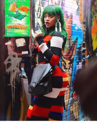 Behind the scenes, Rihanna for Paper magazine: SHEN YUN  onine a Behind the scenes, Rihanna for Paper magazine
