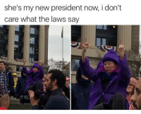 WHAT THE FUCK BRUH OMG ALL HAIL THE NEW PRESIDENT LING LING IN THIS BITCH • ➫➫ Follow @savagememesss for more posts daily: she's my new president now, i don't  care what the laws say WHAT THE FUCK BRUH OMG ALL HAIL THE NEW PRESIDENT LING LING IN THIS BITCH • ➫➫ Follow @savagememesss for more posts daily