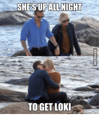 Taylor Swift and Tom Hiddleston appear to be dating http://9gag.com/gag/a25NK5D?ref=fbp: SHES UP ALL NIGHT  TO GET LOKI  MEME EULCOM Taylor Swift and Tom Hiddleston appear to be dating http://9gag.com/gag/a25NK5D?ref=fbp